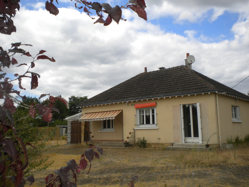 Vente maison de plain pied chabris immobilier for Chambre de commerce varennes